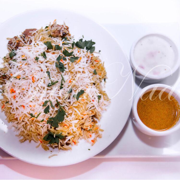 Chapel Hill Non-veg Indian Food