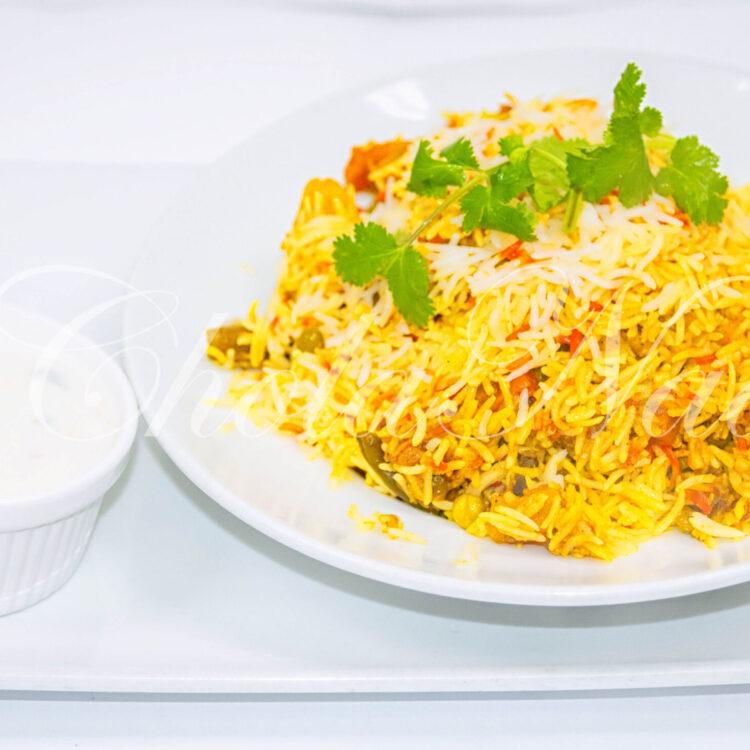Chapel Hill Biryani Indian Food