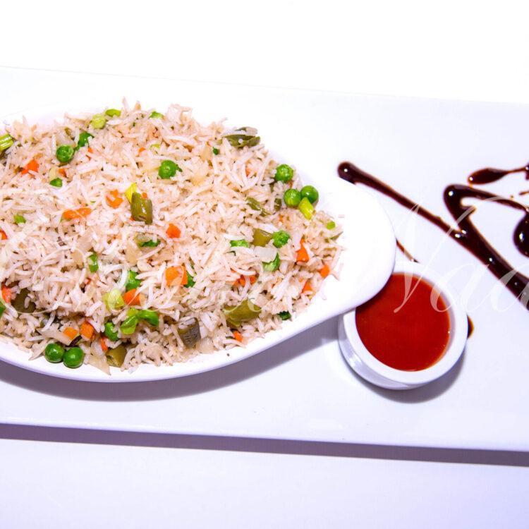 Veg Fried Rice CholaNad Chapel Hill