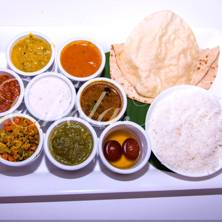 Chapel Hill Thali Indian Food